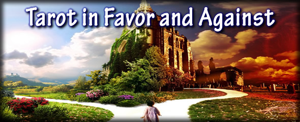 Tarot favor and against