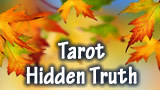 Hidden Truth Tarot